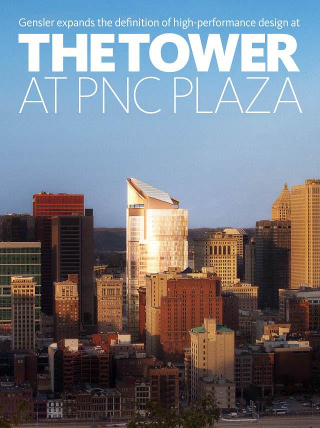 Gensler Design Update   The Tower at PNC Plaza