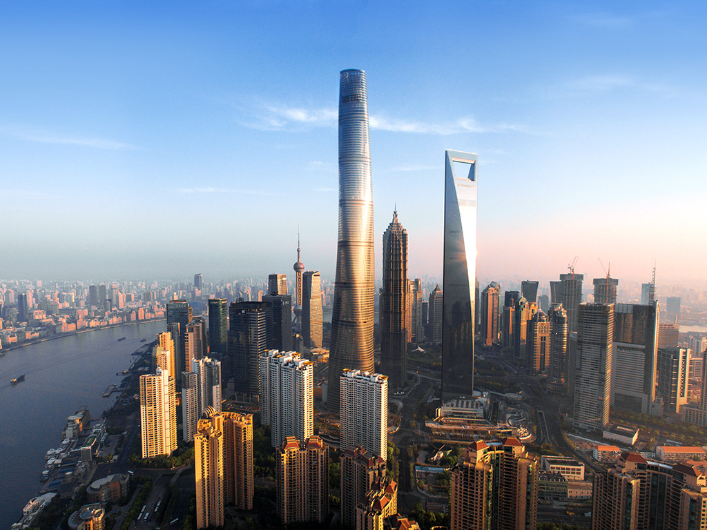 Image result for Shanghai Tower, China